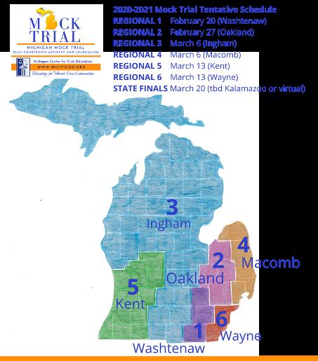 Michigan Civics Education Mock Trial